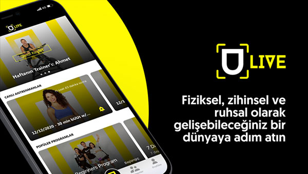 uLive One - Fitness